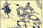 古城外,如果追殺關羽的是夏侯惇,關羽還敢殺嗎?關羽:斬了他