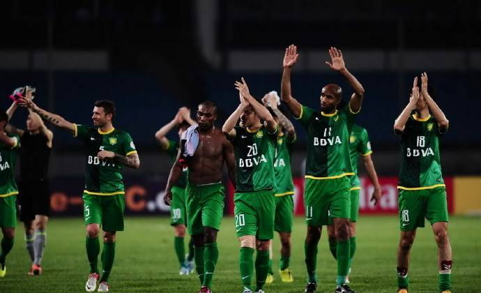 nba季后赛对阵图 原创            7年前今天亚冠1/8决赛首战国安主场闷平首尔FC,出场12人今何在?