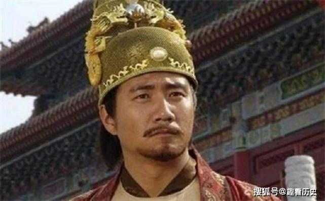被宋朝贸易战打败,母亲家族乘机谋反,兵败后皇帝