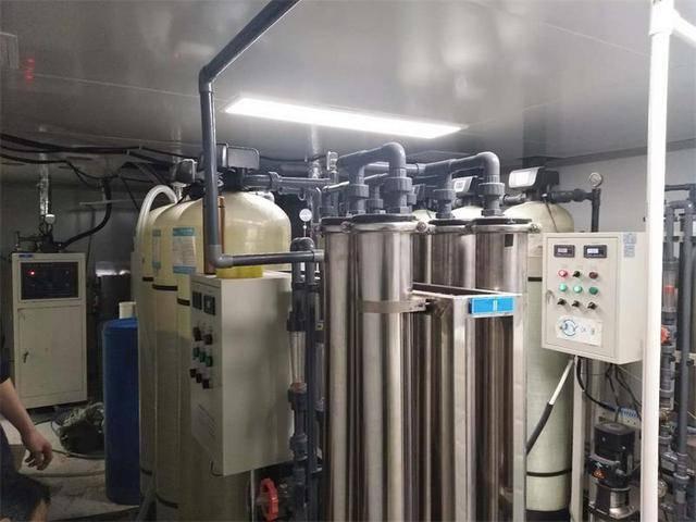 医用净水设备维护管理方法
