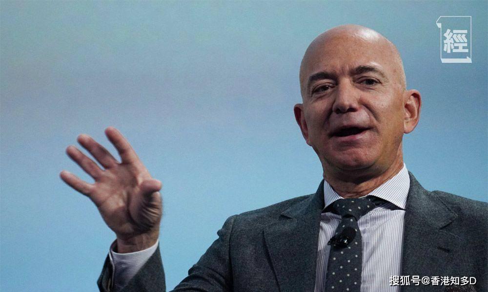 Amazon创办人Jeff Bezos有望2026年成为首名兆万富翁