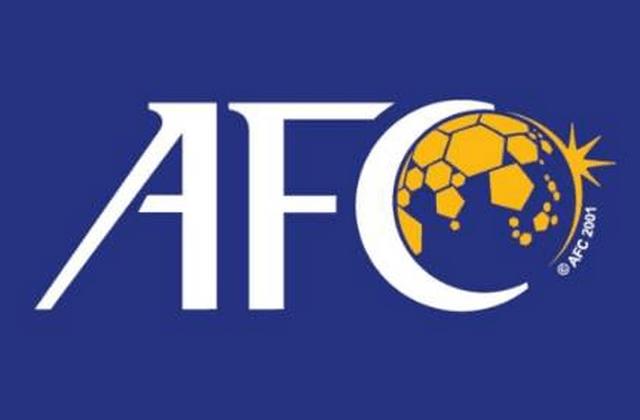 亚足联6月15日定亚冠及40强赛赛程