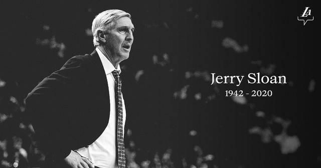 <strong>致敬杰里·斯隆!伟大的球员,更是伟大的教练</strong>
