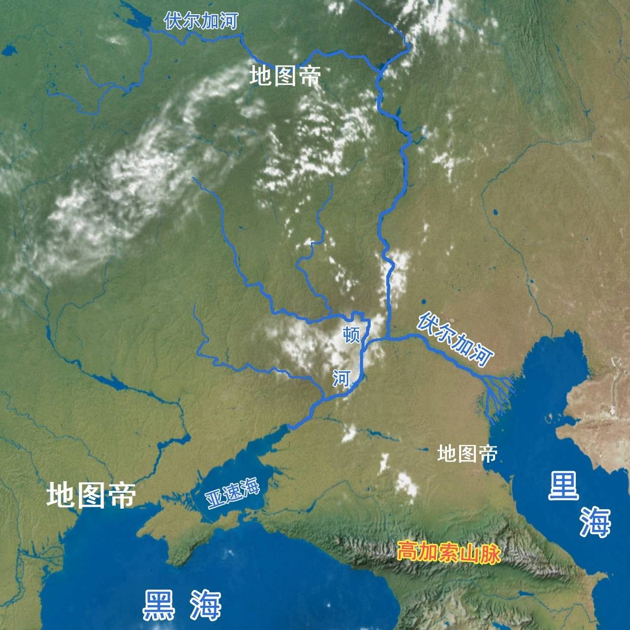 原创            亚洲与欧洲的分界线,是何时东扩到乌拉尔山脉的?
