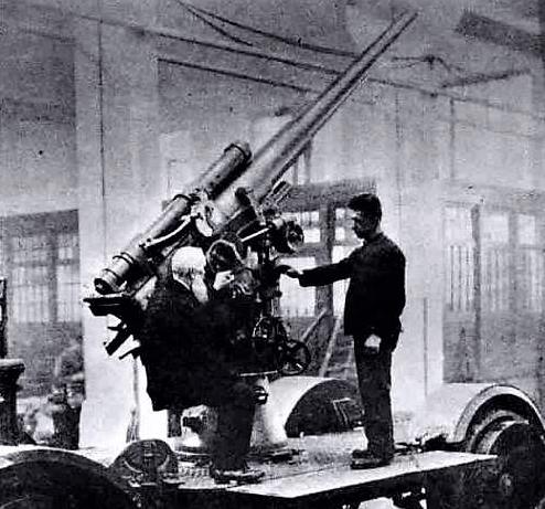 原创            二战德国造了多少88炮?