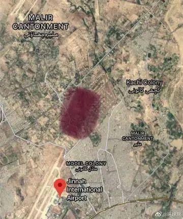 巴基斯坦坠机中有乘客幸存
