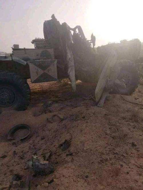 """原创             利比亚战场,成俄制武器""""滑铁卢"""",""""铠甲""""S1系统被俘或被摧毁"""