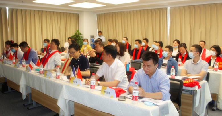 法国布雷斯特商学院国际硕博班在宁波举行开学典礼_法国新闻_法国中文网