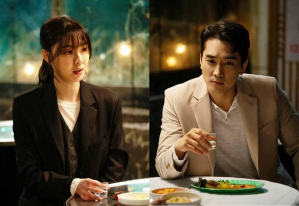 5月25日晚间,韩剧《一起吃晚餐吗》单集