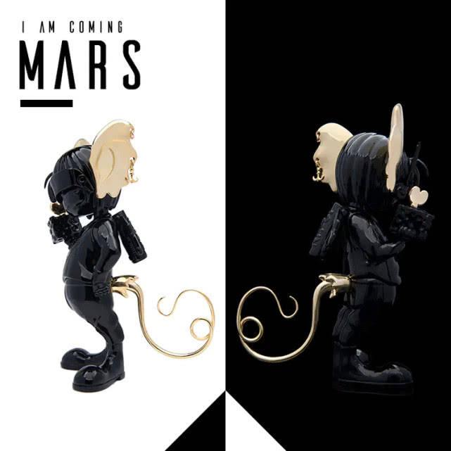 『火星』华晨宇亲自参与设计,小爱鼠欢迎回家!火星新成员火星鼠上线