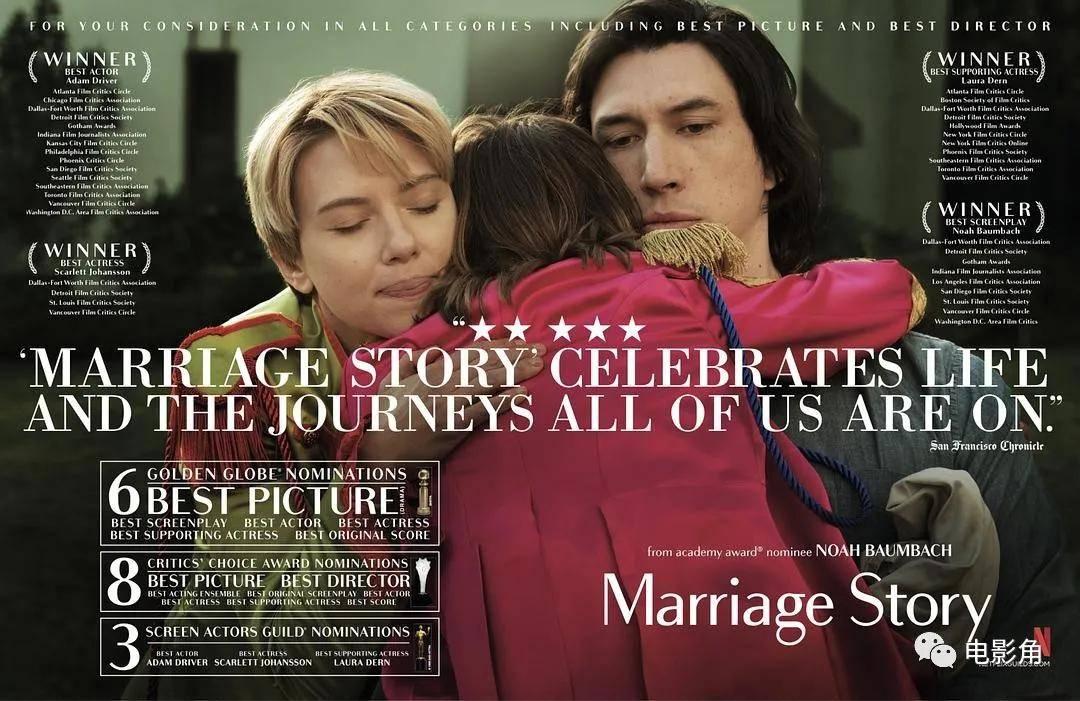 婚姻故事,离婚题材电影一直长盛不衰(图5)