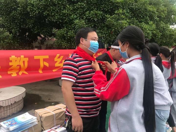 中国公益在线桂林爱心服务站爱心捐赠活动