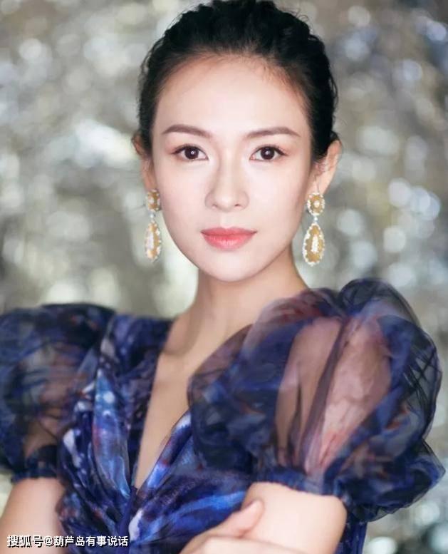「刘亦菲」章子怡明艳、刘亦菲清纯、杨幂就不说了吧,当女明星没有刘海