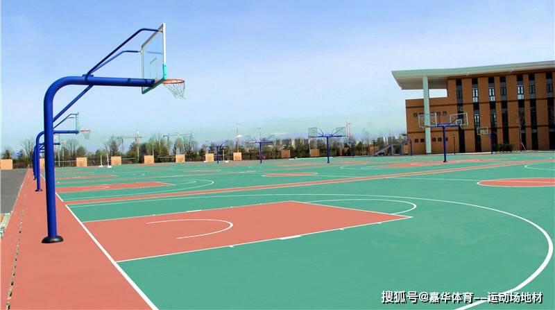 室外篮球场施工质量评判标准
