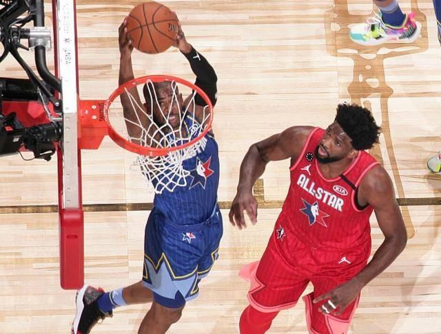 盘点NBA扣篮最少的5大后卫!