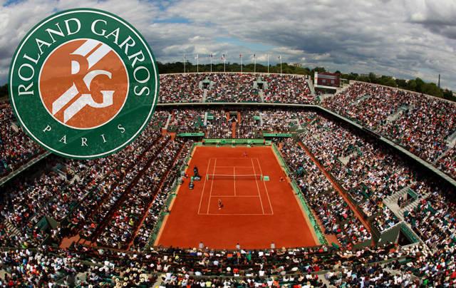 天骄体育带你了解法网红土网球场体系