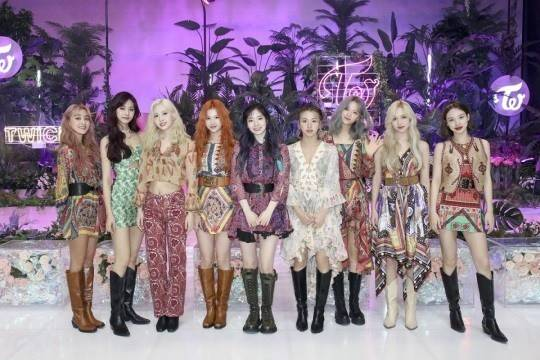 JYP娱乐公司回应TWICE新曲MV侵权