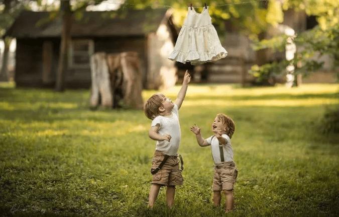 『时刻』摄影作品鉴赏-Adrian Murray被称为最会拍照的爸爸-陈阅摄影课堂,