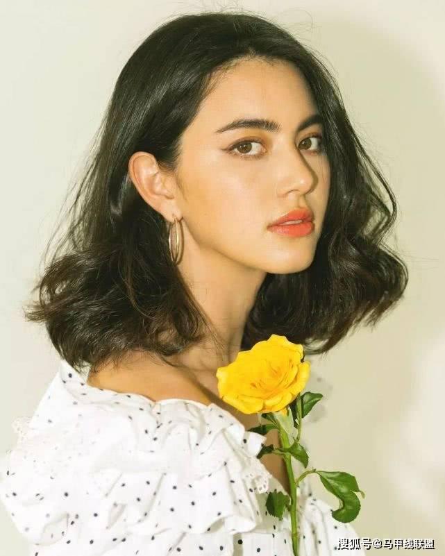 """泰国第一神颜,美过Lisa,拿下最年轻影后,好身材成为她的""""名片"""""""