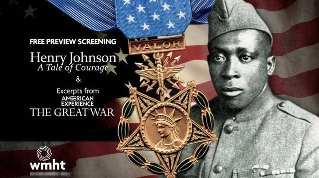 美军对黑人其实不薄,授予一战地狱战士约翰逊中