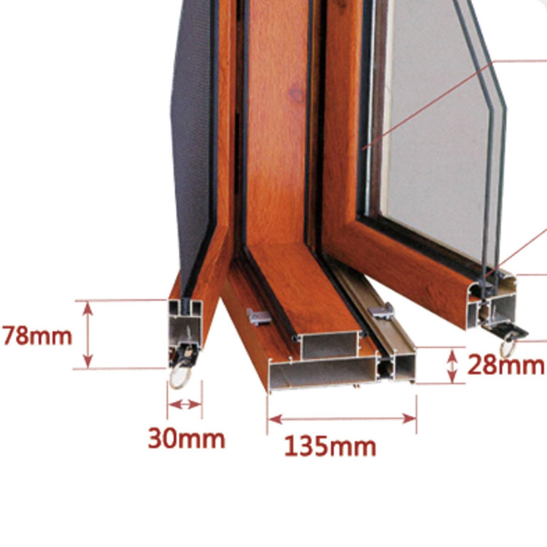 断桥铝合金门窗55/80MG游戏大厅/90/108等是什么意思?代价多
