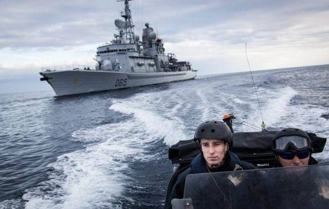 联合国授权,欧盟海军阻止国民军出口石油,能切断哈夫塔尔财源?