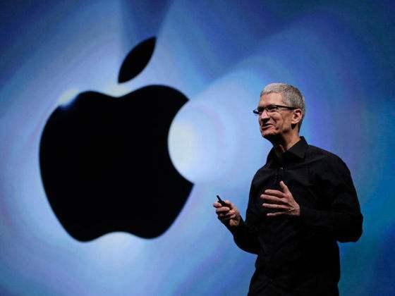 一夜大涨3230亿,苹果市值超10.53万亿,等于中国七大科技公司总和_庄和闲