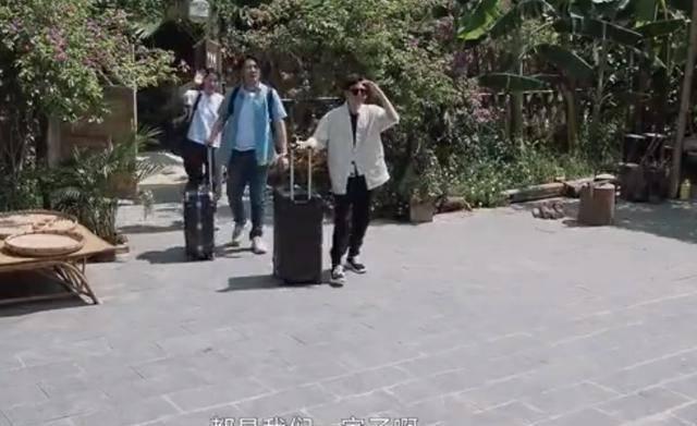 """张子枫的""""妈妈""""海清和胡先煦做客《向往的生活》"""