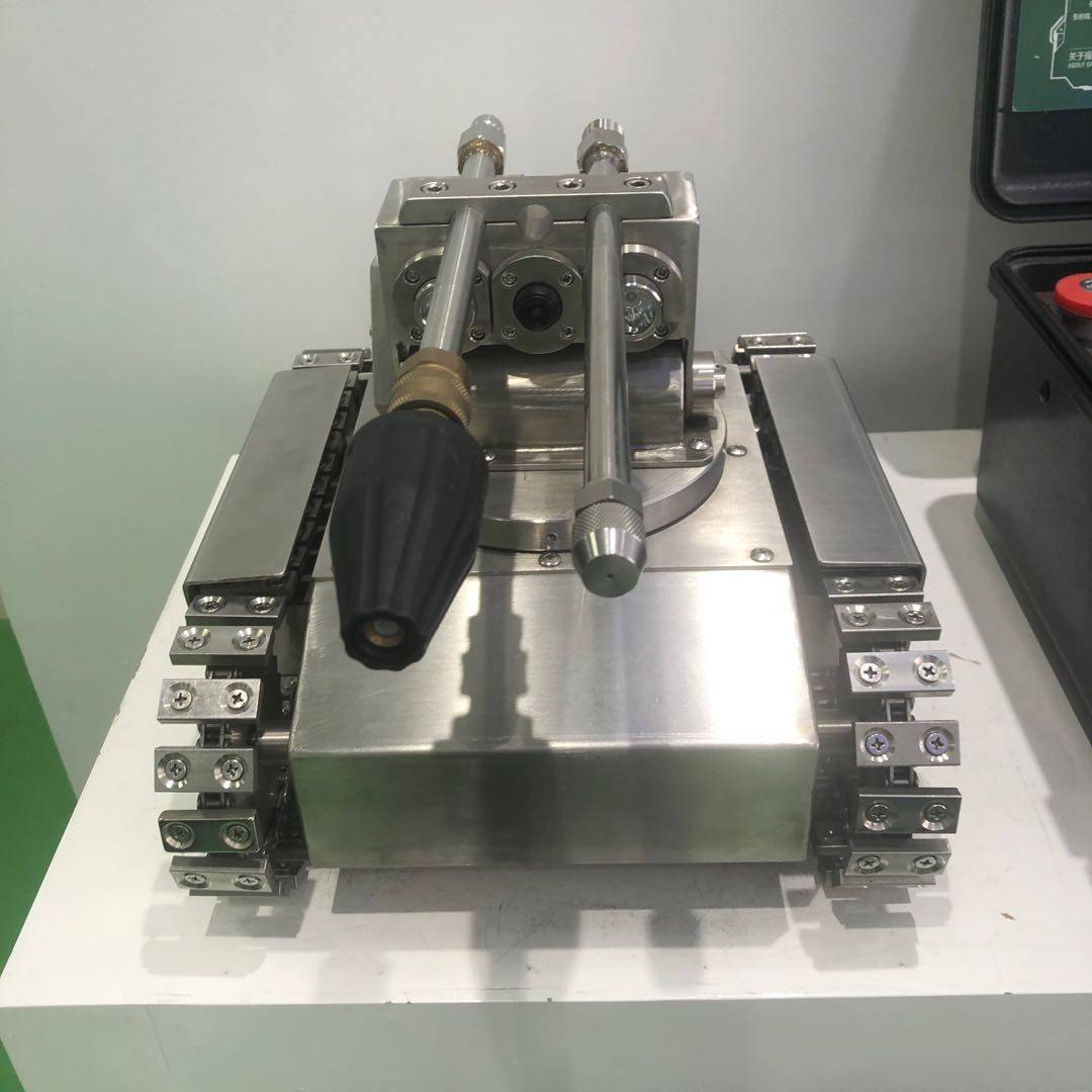 16mm微型减速马达,管道清洗机器人_the