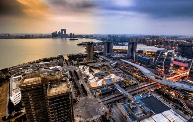 gdp发展_不容小看!长三角GDP和人口仅次于上海的城市,发展实力突出!