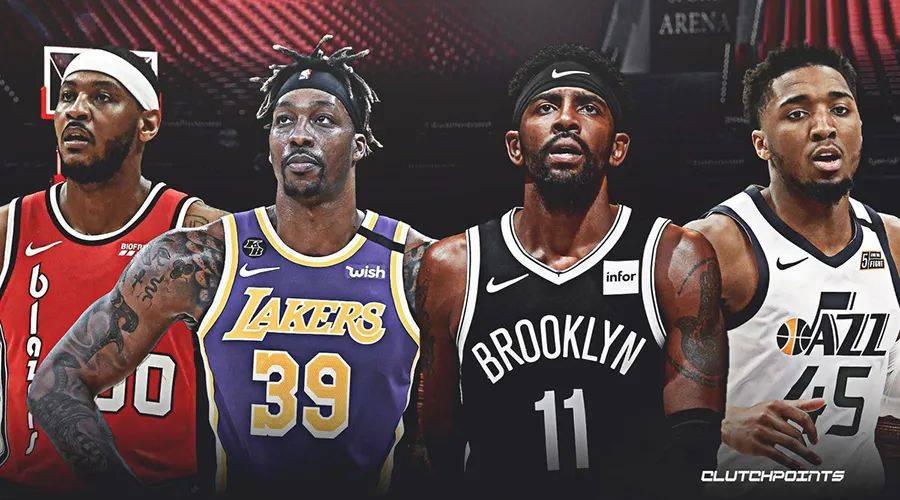 欧文和大佬们对抗到底,他真能阻止NBA复赛?