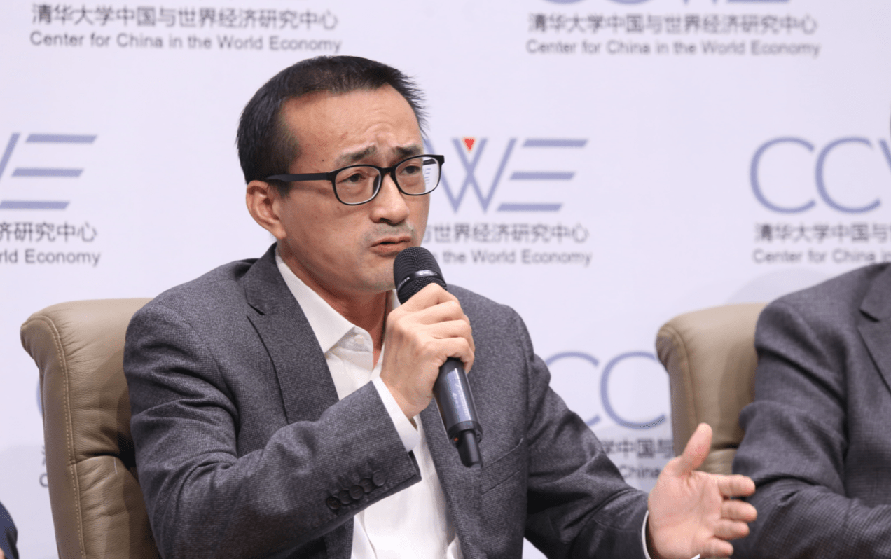 刘元春:我国居民储蓄存款占GDP的90%,这是经济秩序不乱的关键