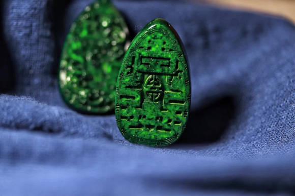 虬角骗局:文玩虬角是什么?虬角为什么要染成绿色?