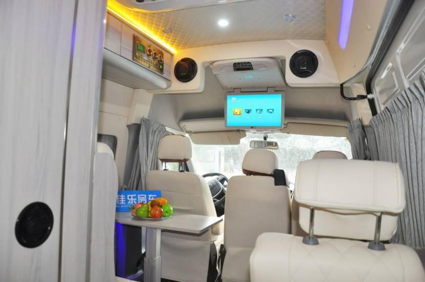 2020嘉乐国六大同V80长轴高顶B轿车实车试验与