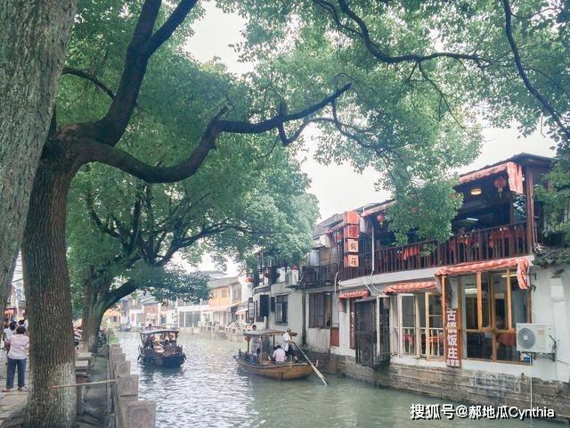 上海这个江南古镇可真厉害,是四大名镇,也是中国最美小镇50强