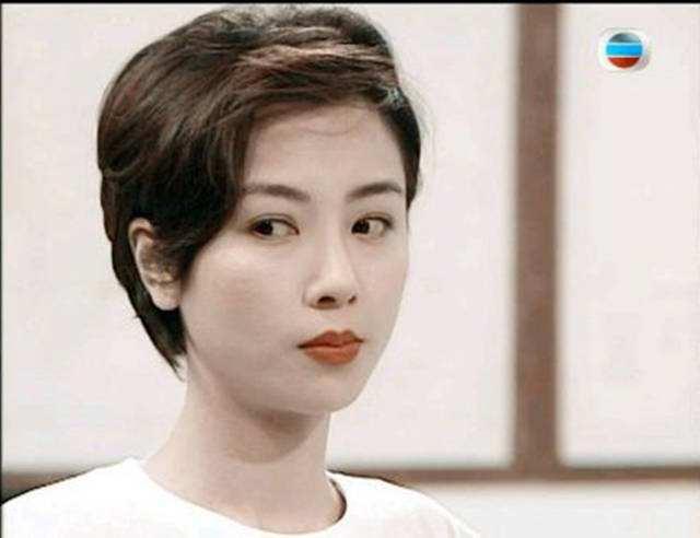 香港女星短发造型,关之琳袁咏仪难分高下,但最帅的还是袁洁莹