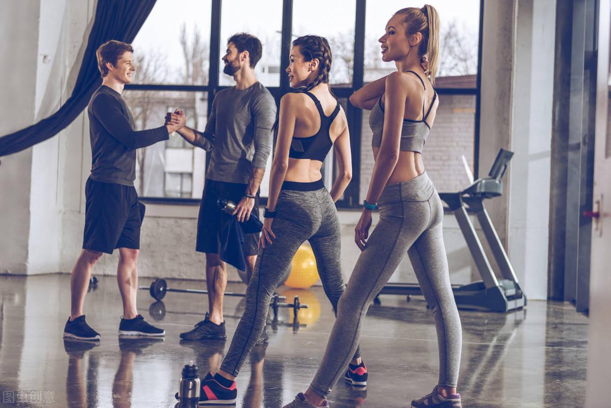 一组力量训练,不但能提高身材曲线,还能提高代谢加速减脂速度_肌肉 高级健身 第1张