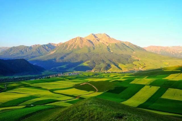 去不了国外,就去祖国的大西北吧,那里有超乎想象你的美!