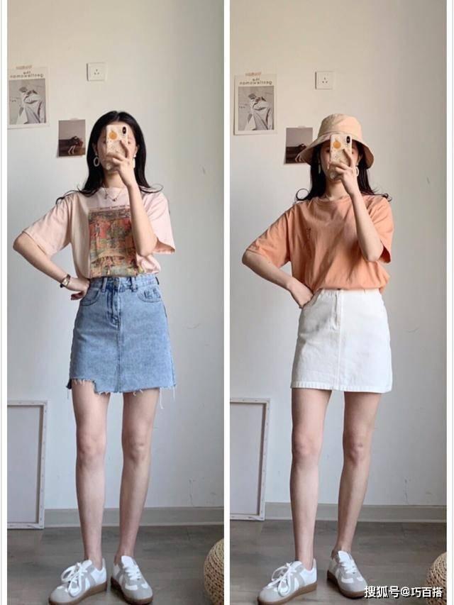 18套闭眼穿都不失足的夏日搭配,上身时尚又气质,谁学谁会!
