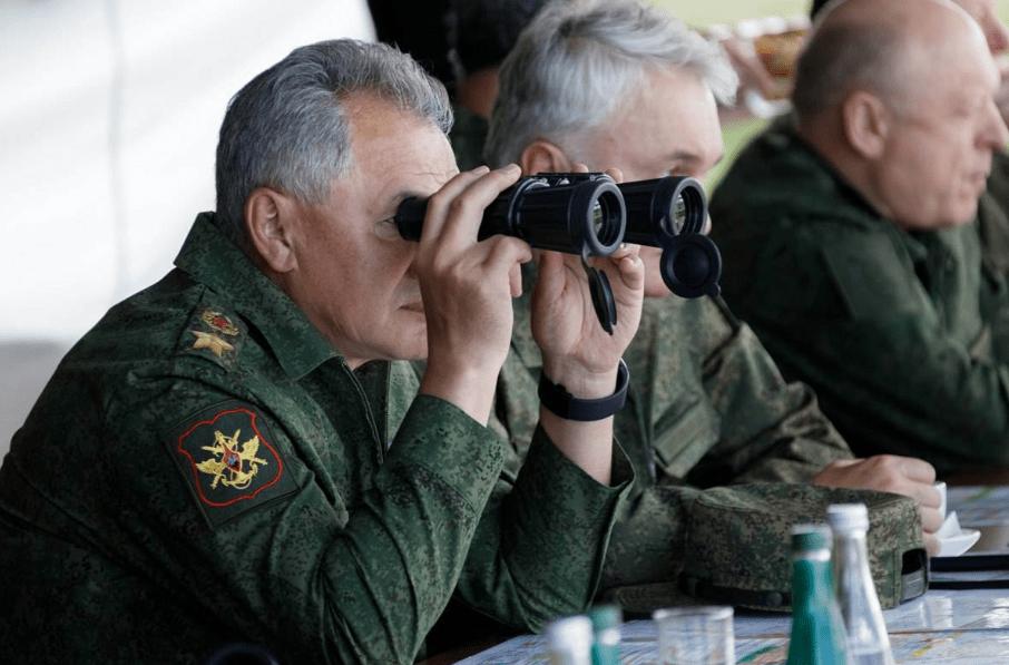 <strong>俄罗斯空天军第15特种集团军开</strong>