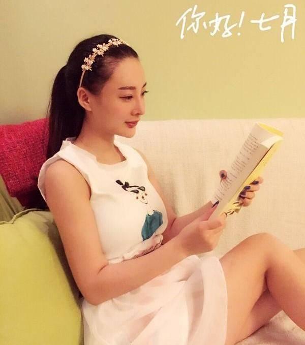 原创             王李丹妮虽然颜值一般,但身材在娱乐圈中可以说一定是数一数二