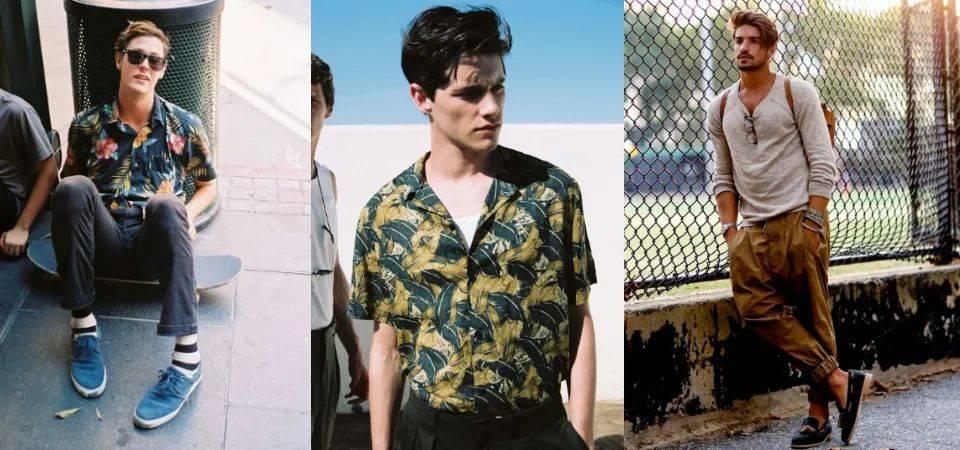 男生夏天该怎么穿?古巴衬衫、亨利领、道袍外套都是最佳上衣单品