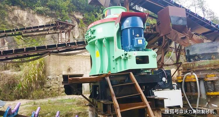 VSI制砂机在河道卵石制砂过程中有哪些优势?