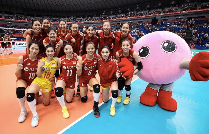 女排世界排名:中国继续领跑 美国巴西分列二三