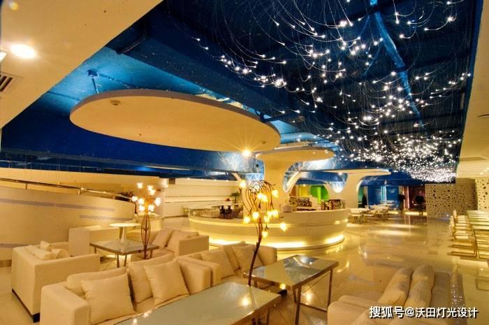 餐厅照明设计的三种方法