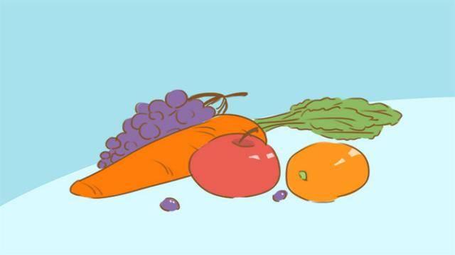 原创4种呵护娃眼睛的水果,家长要舍得花钱买,最后一个听着怪怪的