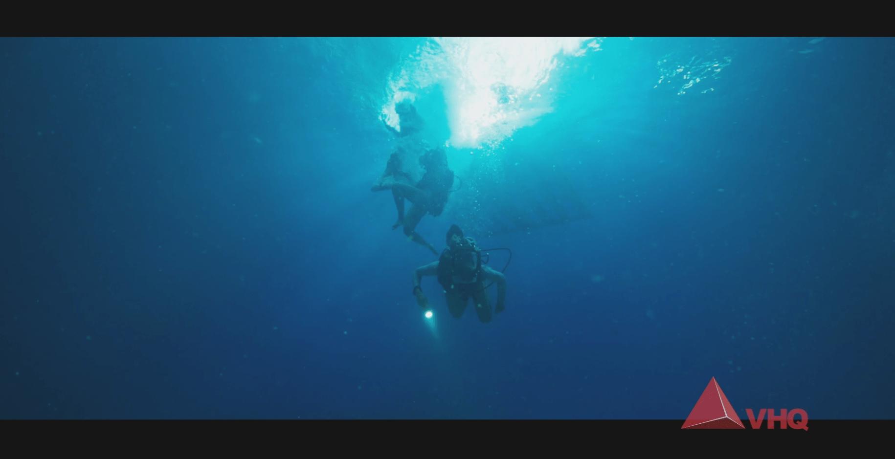 VHQ制作:《鲨海47:猛鲨出