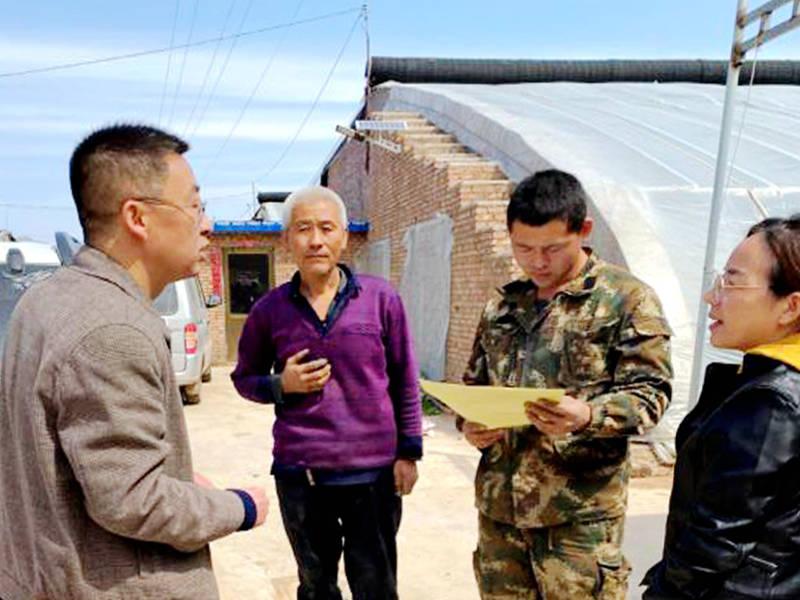 左权县开始试行食用农产品通行证制度