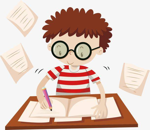 原创小学生写字很慢,提高书写速度,得看孩子有没有这3个书写资质