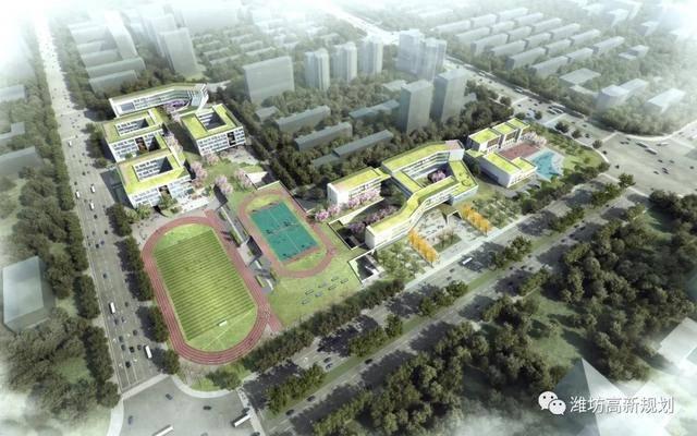 官方最新答复:潍坊这所学校今年不建了